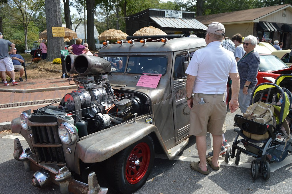 Car Show  in Senoia