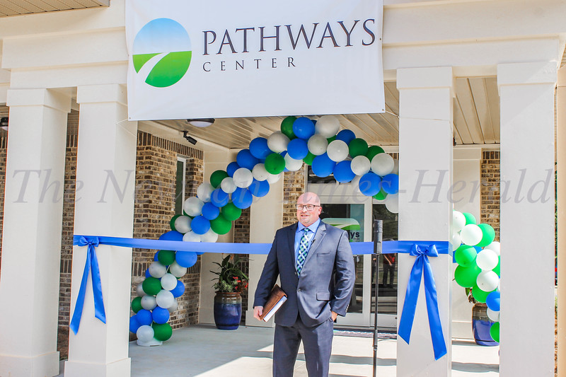 Pathways Center Grand Opening - CEO Jade Benefield