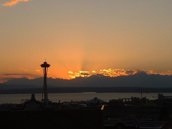 Around Town in Seattle