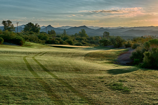 Morning Dew - Wickenburg CC