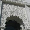 Baha'i Temple (entrance)