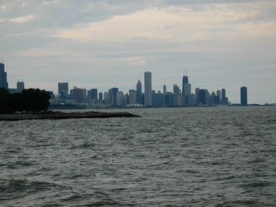 Day time skyline