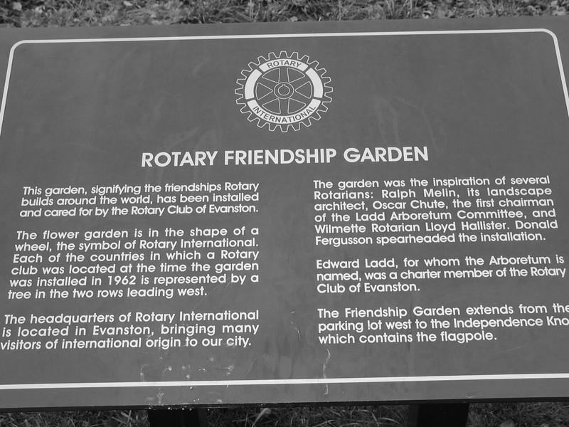 Rotary Friendship Garden