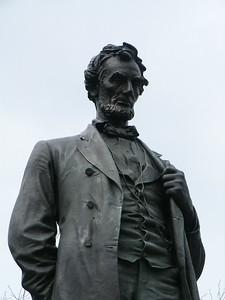 Abraham Lincoln (closeup)