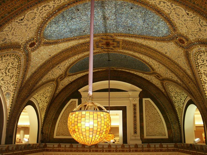 Louis Comfort Tiffany Mosaic Dome