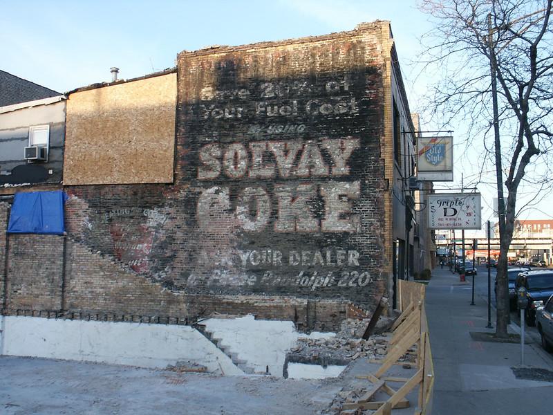 Solvay Coke