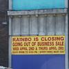 Rainbo is Closing