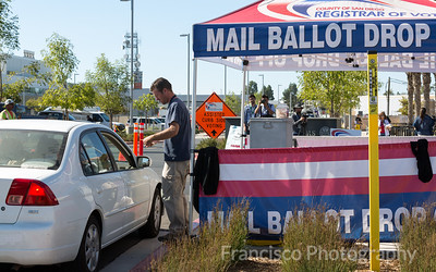 Mail Ballot Drop
