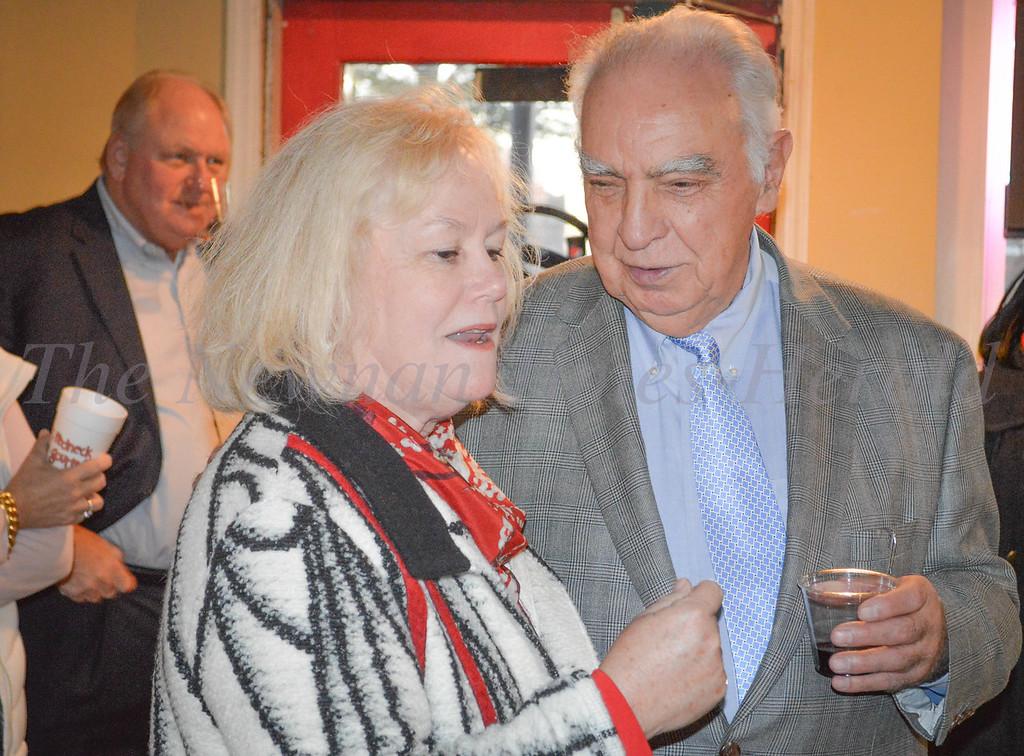 Bob coggin, Lynn Smith