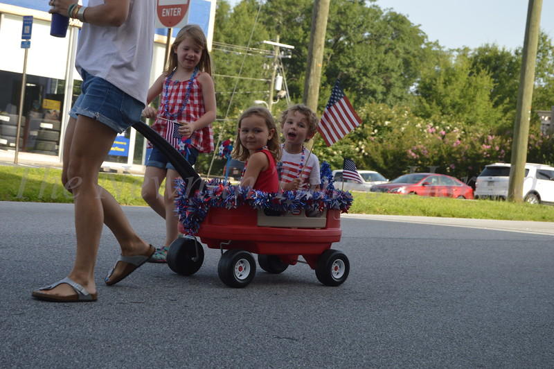 4th of July Parade - Newnan