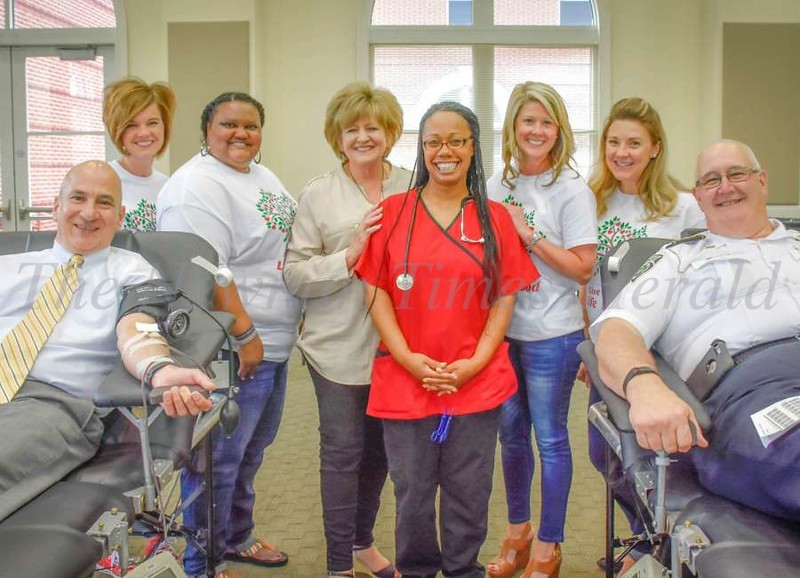 Blood Drive at Coweta County Justice Center