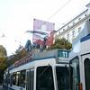 Tram on Bahnhofstrasse