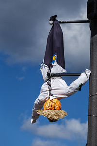 Scarecrow Invasion #1