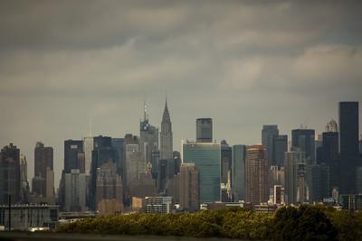 Misty Manhattan