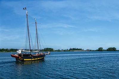 Tall Ship Liana's Ranson #4