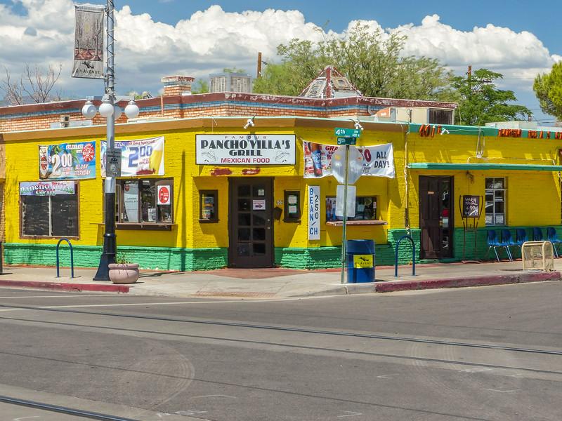 Pancho Villa's Grill
