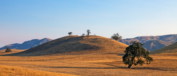 Caifornia Hills, near Pinnacles National Monument