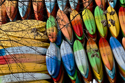 Kayak Colorburst