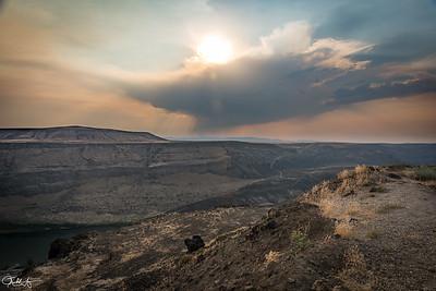 Snake Canyon, Birds of Prey Natural Area, Idaho
