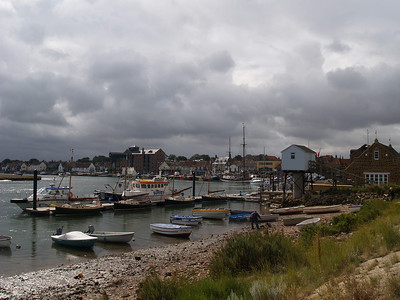 Around East Anglia