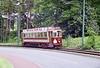 Beamish Tramway - Gateshead No. 10 tram.