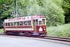 Gateshead No.10 on the Beamish tramway