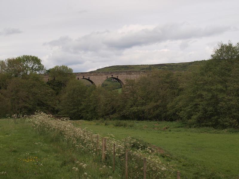 Former Railway viaduct on the Wooler to Alnwick railway at Edlingham.