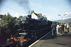 """5407 waiting to depart Fort William with """"The Jacobite"""" steam service to Mallaig."""