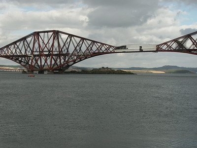 South Queensferry and the Forth Bridges