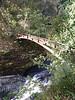 Old foot bridge, Falls of Clyde, New Lanark