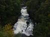 The Falls of Clyde, Scottish Wildlife Trust Nature Reserve. New Lanark, World Heritage Site.