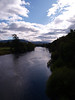 The River Spey, Boat of Garten.