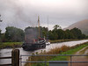 Puffing down the Caledonian Canal - VIC32.