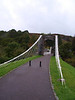 Oich River Suspension Bridge