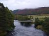 Suspension Bridge over the River Oich