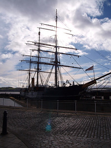 RRS Discovery, Dundee