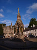The Atholl Memorial Fountain, Dunkeld