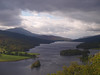 View of Loch Tummell and Schiehallion from Queen's View.