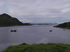Loch Carron from Strome Castle.