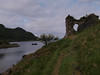 Strome Castle, North Strome, Loch Carron