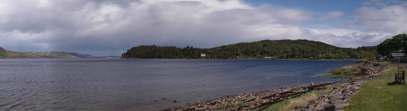 Loch Ewe, Poolewe, Wester Ross.