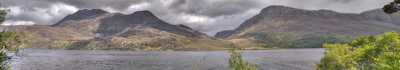 Loch Maree, Wester Ross.