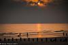 Evening on Barmouth Beach
