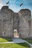 Criccieth Castle.