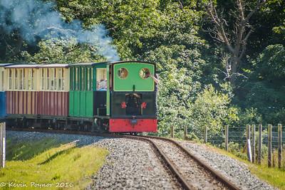Llanberis Lake Railway 2016