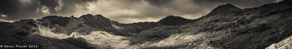 North Wales Panoramas 2016