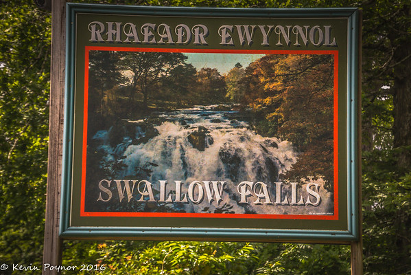 Swallow Fall - Betws Y Coed