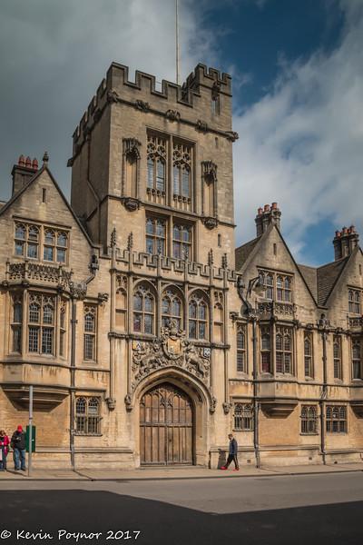 Christchurch College