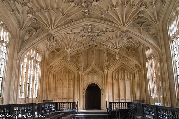 Oxford Day Trip 23 April 2017
