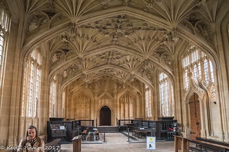 Divinity Chapel, Bodleian Library
